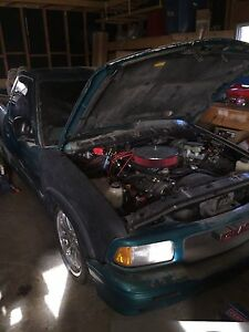 Gmc Sonoma 1994/ eng 350 with th400