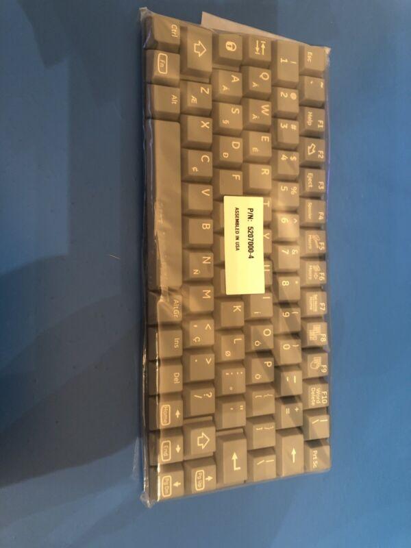 GE Logiq E9 Keyboard
