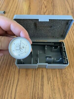 Interapid Vertical Dial Indicator .0005 With Stem