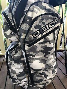 Golf Bag Camo