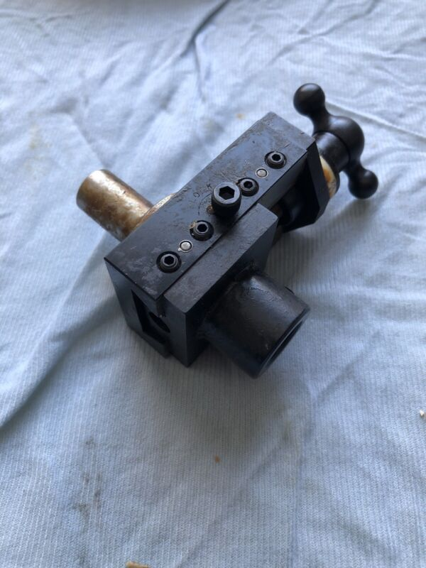 Hardinge TBA -5/8 Adjustable Slide Boring Head Tool Holder