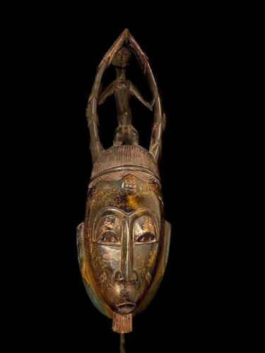 Great African Mask Guro mask  (3713 - E)