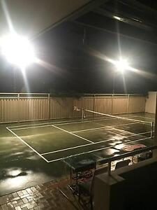 FULLY ENCLOSED AND FULLY FURNISHED HOUSE WITH OWN TENNIS COURT Shelley Canning Area Preview