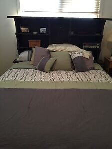 King size water bed