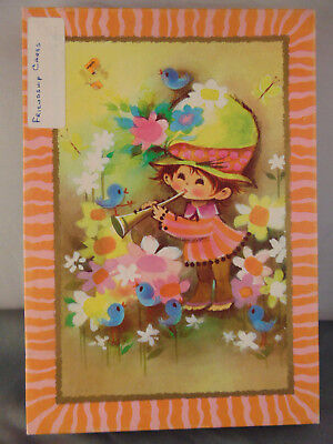 Vintage Greeting Cards 18 Hallmark Birthdays Thinking of You Miss You envelopes