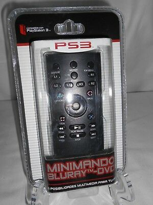 Ps3 Minimando Blueray &DvD remote  Brand New