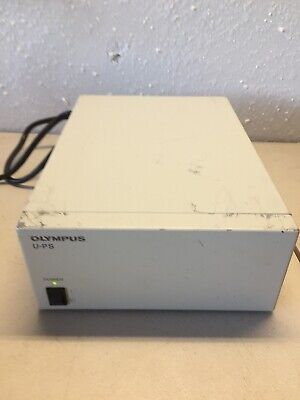 Olympus U-ps Power Supply Unit For Ax And Mx80 Microscope. Free Shipping