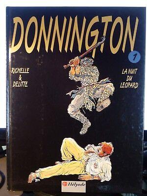 Lot de 3 BDs Donnington en TBE N°1, 2, 3EO