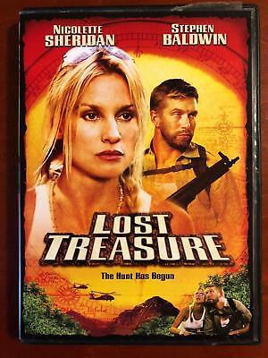 Lost Treasure (DVD, 2003) - E0331