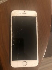 iPhone 6s- no longer working. Selling for parts