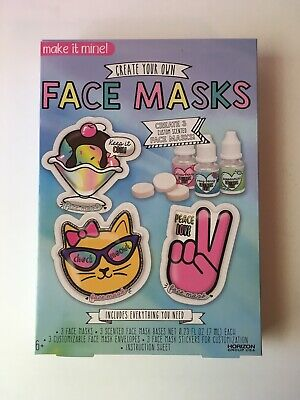 Create Your Own Face Mask Kit