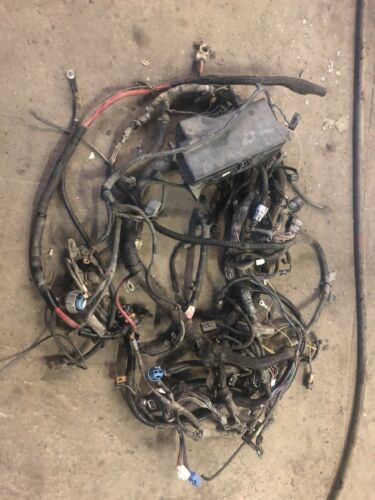 2001 dodge ram 2500 5 9 auto 2wd engine bay wiring harness