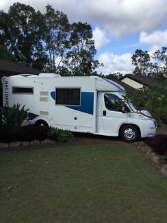 2009 Sunliner Holiday Motorhome $84000 and 2012 Suzuki Swift $10000 Ashtonfield Maitland Area Preview