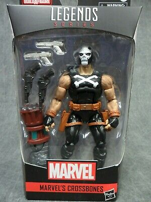 Marvel Legends NEW * Crossbones * Black Widow BAF Crimson Dynamo Action Figure