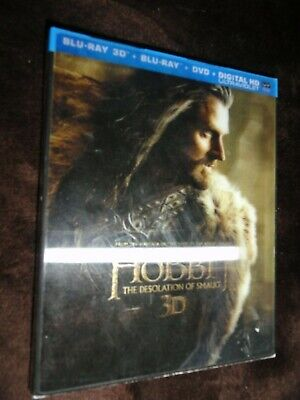 The Hobbit: Desolation of Smaug 3D Blu Ray Only with