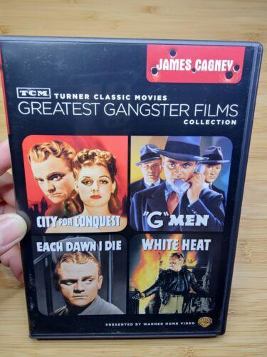 TCM Greatest Gangster Films Collection James Cagney DVD, 2010, 2-Disc Set  - $12.40