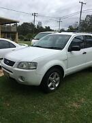 ***PRICE REDUCED**** 2004 Ford Territory Wagon 4x4 7 seater Mardi Wyong Area Preview