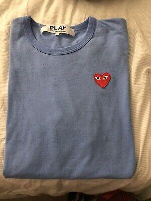 CDG Comme des Garçons Play Tee Shirt XL