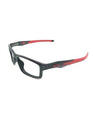 Oakley Crosslink OX8090-0353 53o17 137 Polished Black Ink Eyeglasses/Frames B1
