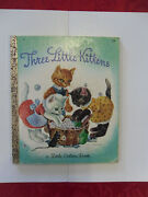 Little Golden Book Three Little Kittens