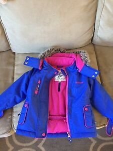 Toddler winter jacket (2T)