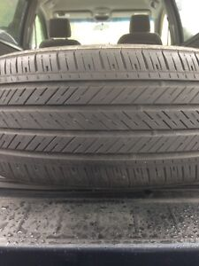 1-225/45R17 Michelin all season