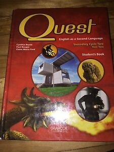 Quest English book