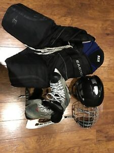 Hockey gear for sale