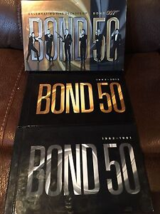 007 Bond 50 Year Anniversary Collection