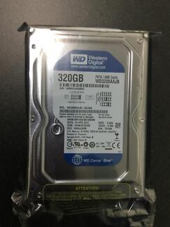 """New Western Digital 320GB 3.5"""" WD3200AAJB-00J3A0 Hard drive hdd"""