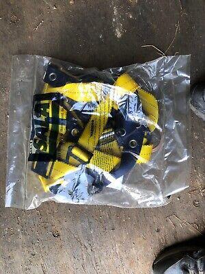 Dbi Sala Capital Safety 1102000 Full-body Harness Tongue Buckles Back D-ringnib