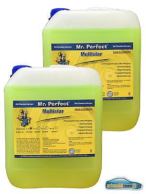 Mr. Perfect Anwendungsfertiger Multireiniger Teppich- und Polsterreiniger 2x 5 L ()