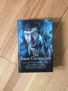 The Bane Chronicles hard cover