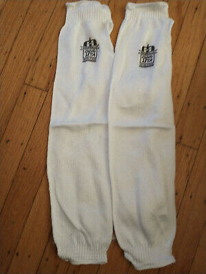 2 Sleeves Kut-gard Made With Kevlar 20 Thumb Hole Cut Resistant Sleeves 2 Ply