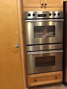 double wall oven