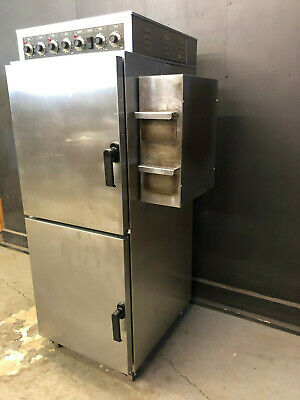 Nu-vu Toastmaster Es-13l Full Size Electric Cook N Hold Smoker Oven