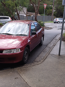 2000 Mitsubishi Lancer Eltham Nillumbik Area Preview