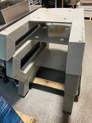 Hobart Mixer Legs 60qt H600 Or 80qt L800 New Steel Legs Base110222-00002