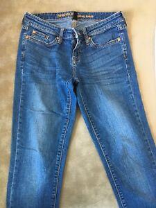 Girls/women's jeans size 0-4