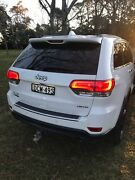 2013 MY14 Jeep grand cheerokee limited!!  Somersby Gosford Area Preview