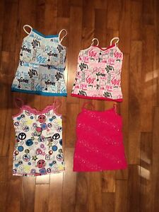 Summer lot of girl's clothes