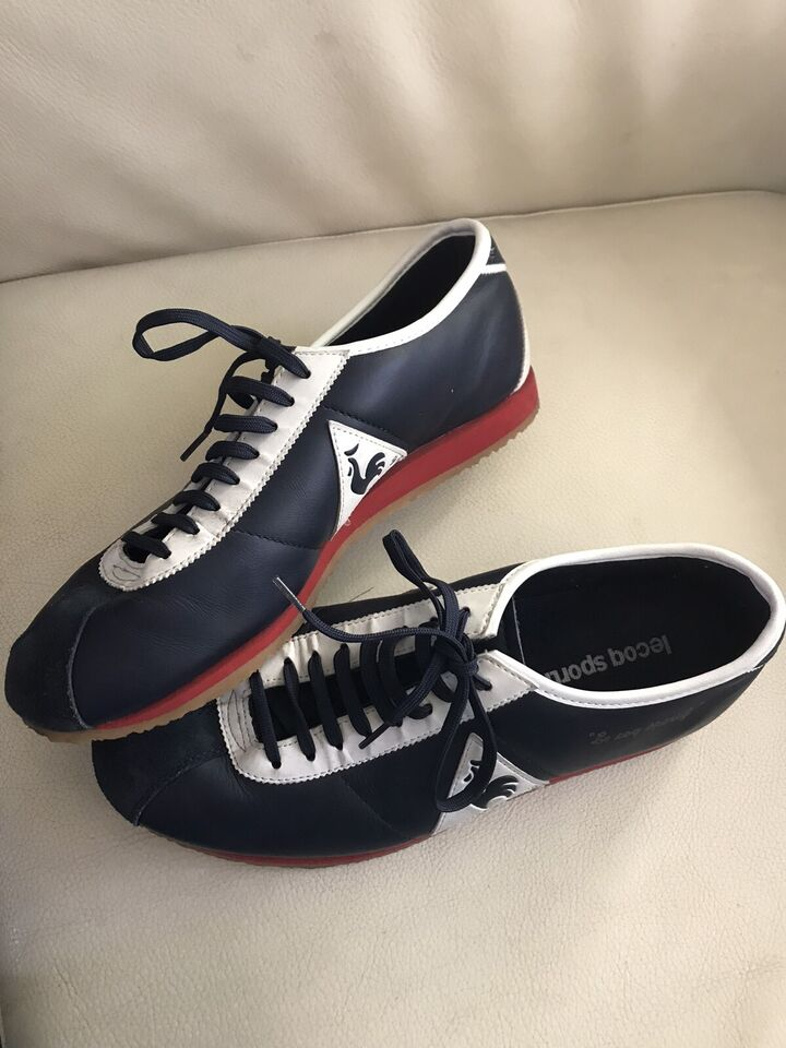 Le Cog sportif / coole Leder Sneakers / Retro /Vintage Unisex in Niedersachsen - Braunschweig