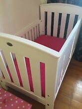 Boori country collections white cot Ulverstone Central Coast Preview