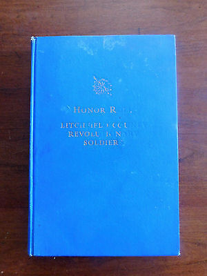 1912 1st Edition Book - Honor Roll of Litchfield County Revolutionary Soldiers