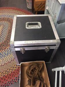 Vintage Storage cube/equipment case