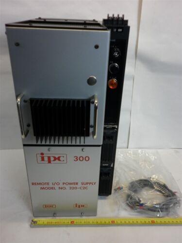 Issc Ipc 320-c2c Remote I/o Power Supply 115v 50hz New