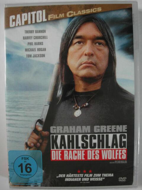 Kahlschlag - Die Rache des Wolfes - Indianer aus Kanada nimmt blutige Rache