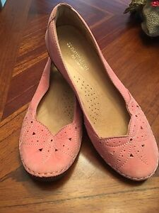 Women's shoes - leather
