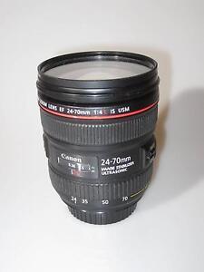 Canon 24-70 F4L IS Lens Holland Park Brisbane South West Preview