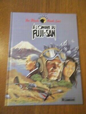 The Black Hawk Line: A l'ombre du Fuji-San- T3-C-EO-1992